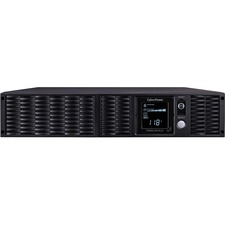 CyberPower TAA Compliant Smart App Sinewave PR3000LCDRTXL2UTAA 3000 VA Tower/Rack-Mountable UPS