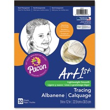 PAC 2312 Pacon Art1st Tracing Pad PAC2312