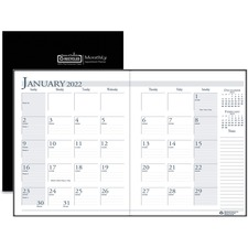 HOD 260602 Doolittle Compact Economy Monthly Planner HOD260602