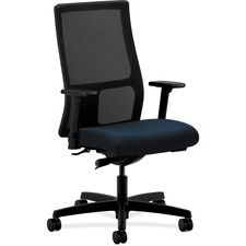 HONIW103NT90 - HON Ignition HIWM2 Work Mid Back Management Chair with Arms