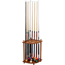 Mike Massey 45277 Corner Cue Rack