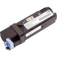 Dell - Toner cartridge - High Capacity - 1 x cyan - 2500 pages