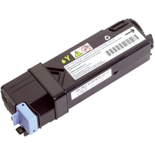Dell - Toner cartridge - High Capacity - 1 x yellow - 2500 pages