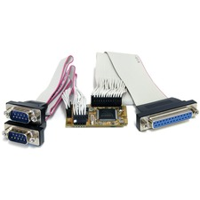 StarTech Mini PCI Express Serial Parallel Combo