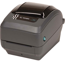 Zebra GX430t Thermal Transfer Label Printer