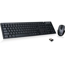 IOGEAR GKM552R Wireless Keyboard and Mouse