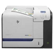 HEW CF081A HP Color LaserJet Enterprise M551n Laser Printer HEWCF081A