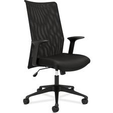 Basyx by HON High Back Mesh Chair