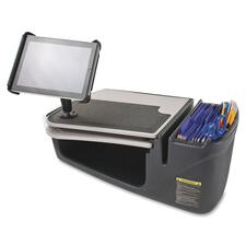 AutoExec GripMaster w/iPad Tablet Mount Auto Desk