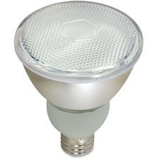 SDN S7204 Satco 15-watt PAR30 CFL Floodlight SDNS7204