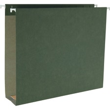 BSN 43851 Bus. Source Hanging Box Bottom File Folders BSN43851