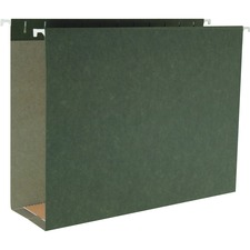 BSN 43852 Bus. Source Hanging Box Bottom File Folders BSN43852