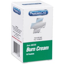 Burn Ointments