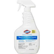 Clorox 68970 Dispatch Disinfectant Spray w/Bleach, Spray Bottle, 32 oz., COX68970, COX 68970