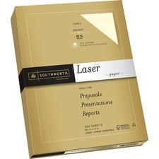 SOU 368C Southworth Premium 25Pct Cotton Laser Paper SOU368C