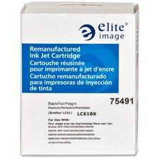 ELI 75491 Elite Image 75491 Remanuf. LC61 Ink Cartridge ELI75491