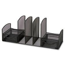 LORELL Mesh Multipurpose Desktop Organizer