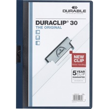 DBL 220328 Durable Duraclip Report Covers DBL220328