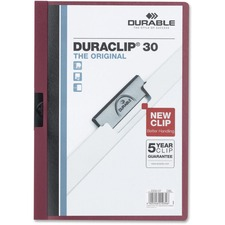 DBL 220331 Durable Duraclip Report Covers DBL220331