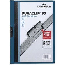 DBL 221407 Durable Duraclip Report Covers DBL221407