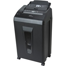 Royal Sovereign 75 Sheet Auto Feed-7 Sheet Manual Feed-Level 4 Security- Micro Cut Shredder