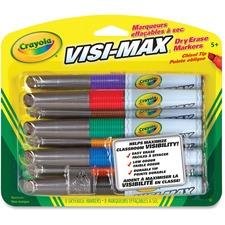 Crayola 988648 Dry Erase Marker