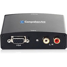 Comprehensive VGA to HDMI Converter with Audio