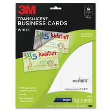 MMM D416I 3M Specialty Business Cards MMMD416I