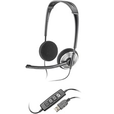 PLN AUDIO478 Plantronics Audio 478 Corded Headset PLNAUDIO478