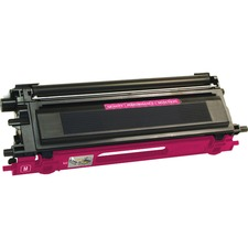 V7 Magenta High Yield Toner Cartridge for Brother HL-4040CN, HL-4040CDN, HL-4070CDW; MFC-9440CN, MFC-9450CDN, MFC-9840CDW; DCP-9040CN, DCP-9045CDN TN115M 4K YLD