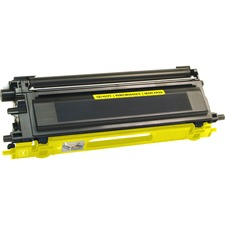 V7 Yellow High Yield Toner Cartridge for Brother HL-4040CN, HL-4040CDN, HL-4070CDW; MFC-9440CN, MFC-9450CDN, MFC-9840CDW; DCP-9040CN, DCP-9045CDN TN115Y 4K YLD