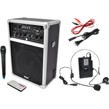 Pyle PWMA170 Public Address System