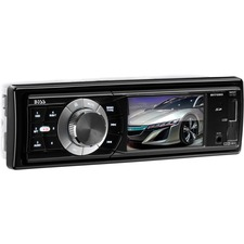 "Boss BV7280 Car Flash Video Player - 3.2"" LCD - 320 W RMS - Single DIN"