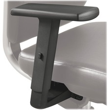 SAF 7064BL Safco Sol Task Chair Arm Kit  SAF7064BL