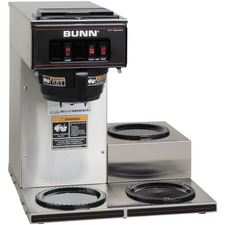 BUN 133000003 BUNN 12-Cup Pourover Coffee Brewer