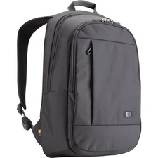 "Case Logic MLBP-115 Carrying Case (Backpack) for 15.6"" Notebook - Gray"