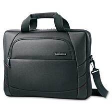 "Samsonite Xenon V2 Carrying Case (Briefcase) for 15.6"" Notebook - Black"
