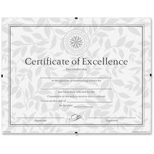 DAX N17081AT Burns Grp. Frameless Certificate Clip Frame DAXN17081AT