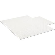 ESR 122173 ES Robbins Everlife Medium-pile Chairmats w/Lip ESR122173