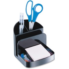 OIC 26022 Officemate Recycled Deluxe Desk Organizer OIC26022