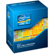 Intel Core i5-3550 Quad-Core Socket 1155, 3.3 Ghz  , 6MB L3 Cache, 22nm  Gen3 