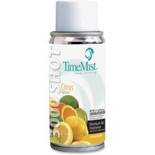 TMS 336308TMCA TimeMist Metered Disp. Citrus Freshener TMS336308TMCA