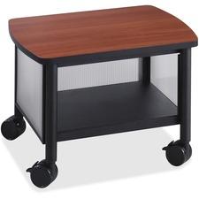 SAF 1862BL Safco Impromptu Under Table Printer Stand SAF1862BL