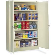 TNN J1878SUPY Tennsco Putty Jumbo Storage Cabinet TNNJ1878SUPY