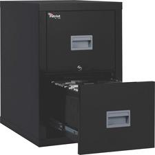 FIR 2P1825CBL FireKing Patriot Series 2-Drawer Vertical Files FIR2P1825CBL