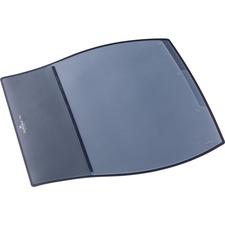 DBL 720901 Durable Transparent Overlays Desk Pad DBL720901