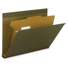 "SMD 65100 Smead 2"" Exp. Adj. Tab Hanging Clssfcatn Folders SMD65100"