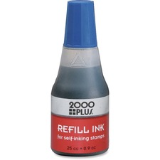 COS 032961 Cosco Self-inking Stamp Pad Refill Ink COS032961