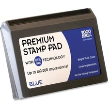 COS 030255 Cosco 2000 Plus Gel Ink Premium Stamp Pad COS030255