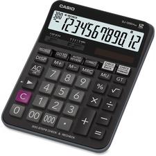 Casio DJ120D Simple Calculator